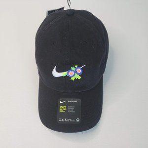 Nike Floral Heritage 86 Adjustable Cap Hat Origina